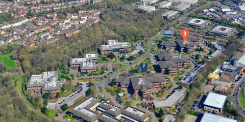 Site Aerial Building 3