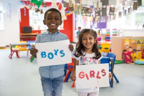Boys Girls 2