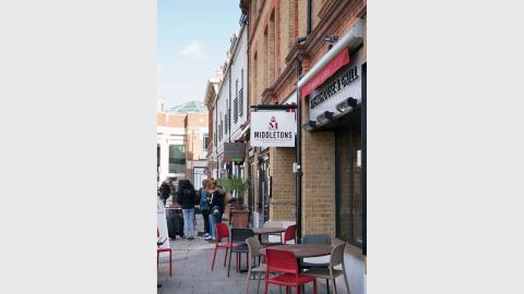 Middleton's Steakhouse & Grill