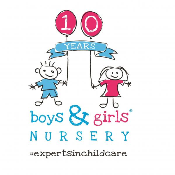 Bg Nursery 10Years Logo3